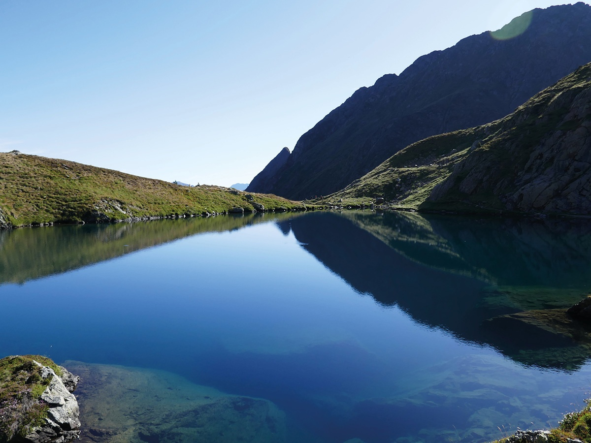 Lac d'altitude. Boums de Venasque, Bagnères-de-Luchon